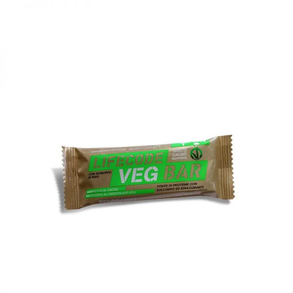 vegan bar 30pz da 50 gr