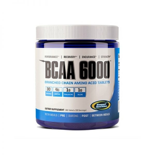 BCAA 6000 180 CPR