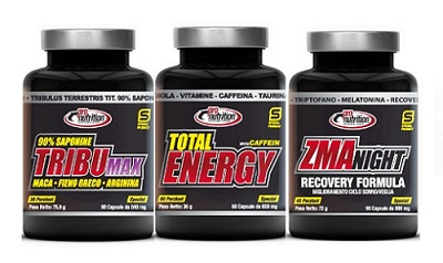 Pro nutrition Energy Man Pack