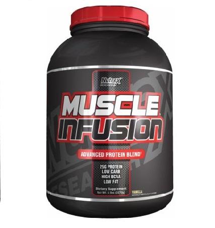 muscle infusion nutrex 2000 gr
